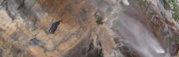 Waterfall basejump